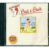 Articolo 31 - Cosi' E Cosa' (Rino Gaetano) Cd
