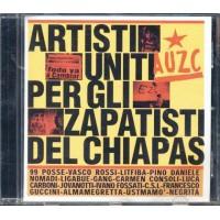 Artisti Uniti Per Gli Zapatisti - Vasco/Ligabue Cd