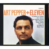 Art Pepper - Art Pepper + Eleven Digipack 20 Bit Remastered Cd