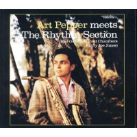 Art Pepper - Art Meets The Rhythm Section 20 Bit Remastered Digipack Cd