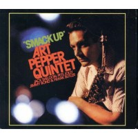 Art Pepper Quintet - Smack Up Digipack Cd