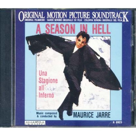 A Season In Hell Ost/Una Stagione All' Inferno Maurice Jarre Cd