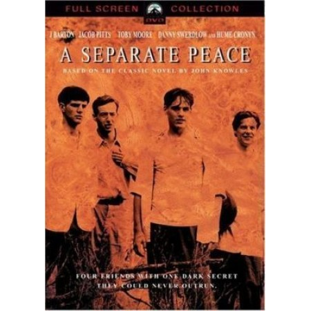 A Separate Peace Dvd