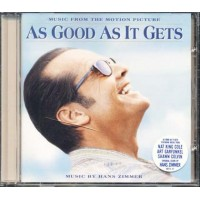 As Good As It Gets/Qualcosa E' Cambiato Ost - Art Garfunkel/Hans Zimmer Cd