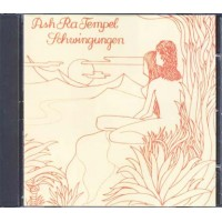 Ash Ra Tempel - Schwingungen First Press Cd