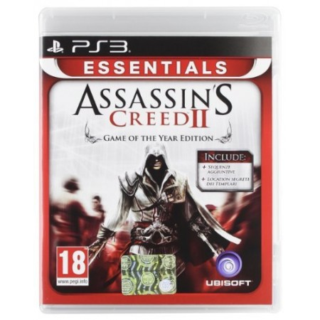 Assassin'S Creed Ii Game Of The Year Edition Ps3