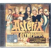 Asterix Aux Jeux Olympiques Ost Cd