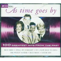 As Time Goes By - 100 Greatest From Cofanetto 4X Cd