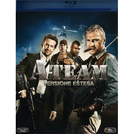 A-Team Versione Estesa - Liam Neeson/Bradley Cooper Blu Ray & Dvd + E-Copy