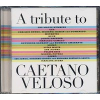 A Tribute To Caetano Veloso - Magic Numbers/Beck/Devendra Banhart Cd