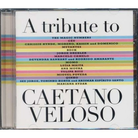 A Tribute To Caetano Veloso - Magic Numbers/Beck/Devendra Banhart Cd