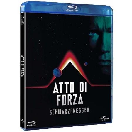 Atto Di Forza - Arnold Schwarzenegger/Verhoeven Blu Ray