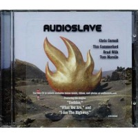 Audioslave - S/T Cd