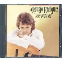 Augusto Enriquez/Francesca Alotta - Solo Para Mi Cd