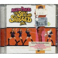 Austin Powers The Spy Who Shagged Me Ost - Madonna/Kravitz Cd