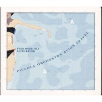 Avion Travel/Elisa - Poco Mossi Gli Altri Bacini Cd
