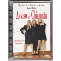 Avviso Di Chiamata - Meg Ryan/Diane Keaton/Walter Matthau - Super Jewel Box Dvd