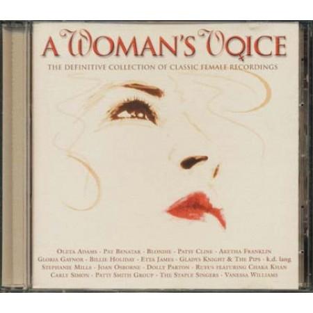 A Woman'S Voice - Staple Singers/Rufus With Chaka Khan/Etta James Cd