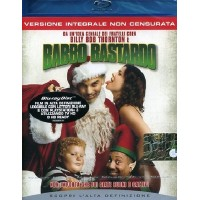 Babbo Bastardo - Billy Bob Thornton Blu Ray