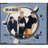 Babe - Oh My Little Baby Boy Cd