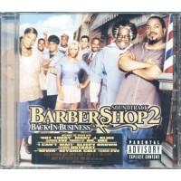 Barber Shop 2 Back In Business Ost Cd