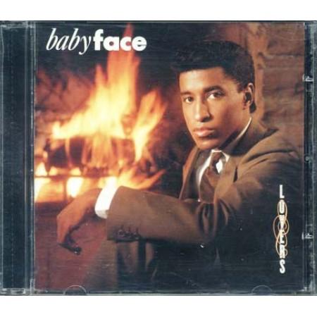 Babyface - Lovers Cd