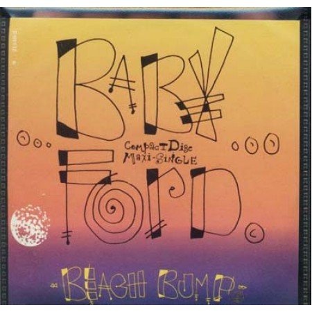 Baby Ford - Beach Bump Cd
