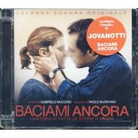 Baciami Ancora Ost - Jovanotti/The Zombies/Vanoni/Sophia Cd