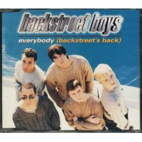 Backstreet Boys - Everybody (Backstreet'S Back) Cd