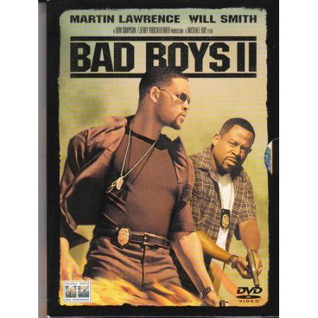 Bad Boys - Will Smith Super Jewel Box Raro Dvd