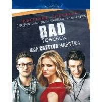 Bad Teacher Una Cattiva Maestra - Cameron Diaz Blu Ray