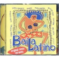 Baila Latino - Shakira/Wyclef Jean/Ricky Martin/Chayanne Cd