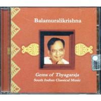Balamuralikrishna - Gems Of Thyagaraja Cd