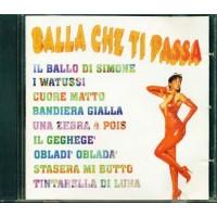 Balla Che Ti Passa - Pettenati/I Notturni/Cattaneo/Roberts/I Corvi Cd