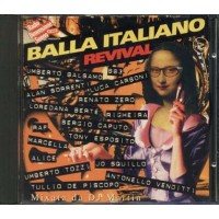 Balla Italiano Revival - Marcella/Jo Squillo/Alice/883/Balsamo Cd