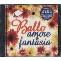 Ballo Amore E Fantasia - Gruppo Italiano/Genio E I Pierrot/Bagutti/Rocchi