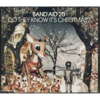 Band Aid 20 - Do They Know It'S Christmas? Cd