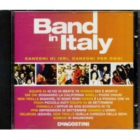 Band In Italy - Pfm/Pooh/Equipe 84/Nomadi/Rokes/Dik Dik Cd