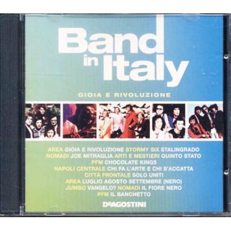 Band In Italy - Gioia E Rivoluzione Area/Stormy Six/Pfm/Arti E Mestieri Cd