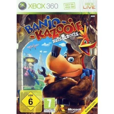 Banjo-Kazooie Nuts & Bolts Xbox