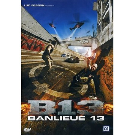 Banlieue 13 13Th District Dvd