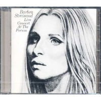 Barbra Streisand - Live Concert At The Forum Cd