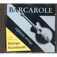 Barcarole - Eighteen Strings Cd