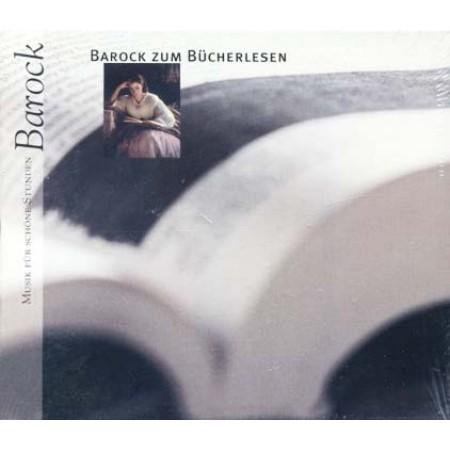 Barock Zum Bucherlesen - Albinoni/Bach/Vivaldi Cd