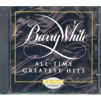 Barry White - All Time Greatest Hits Funk Essentials Cd