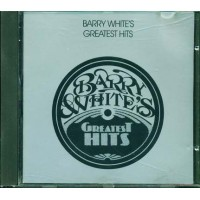 Barry White - Greatest Hits West Germany Mercury Cd