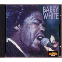 Barry White - Il Grande Rock Italy Press Cd