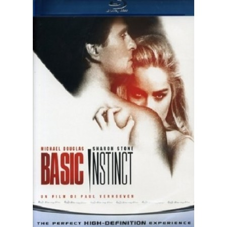 Basic Instinct - Sharon Stone/Michael Douglas Blu Ray