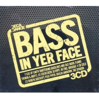 Bass In Yer Face - Shimon/Ltj Bukem 3X Cd