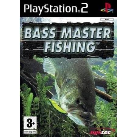 Bass Master Fishing Ps2